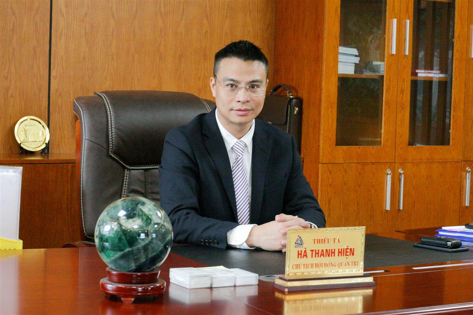 Ông Hà Thanh Hiện