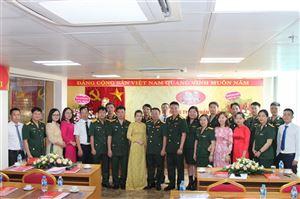 Chi bộ Công ty MHDI 10 tổ chức Đại hội nhiệm kỳ 2020 – 2025