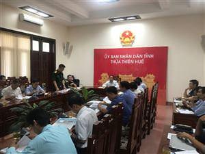 Công ty MHDI 10 tham gia đề xuất phương án đầu tư dự án Khu dân cư và dịch vụ thương mại đa chức năng An Phú, tỉnh Thừa Thiên Huế