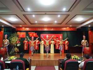 Công ty MHDI 10 tổ chức Đại hội Đoàn TNCS HCM nhiệm kỳ 2017 - 2022