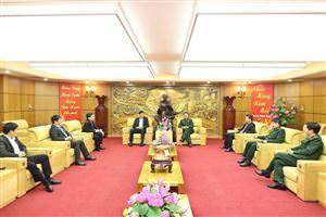 Lễ ký kết Hợp đồng hợp tác toàn diện với Công ty CP ĐTXDTM Sông Hồng (Sông Hồng ICT)