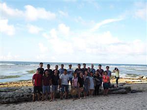 Công đoàn cơ sở Công ty MHDI 10 tổ chức  cho CBCNV đi tham quan, nghỉ mát hè năm 2017
