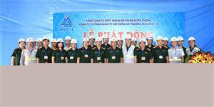 Công ty MHDI 10 phát động hưởng ứng tháng hành động về an toàn, vệ sinh lao động năm 2019