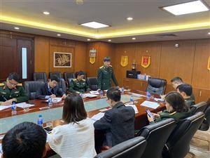 Công ty MHDI 10 tổ chức Hội nghị ra Nghị quyết lãnh đạo thực hiện nhiệm vụ năm 2020