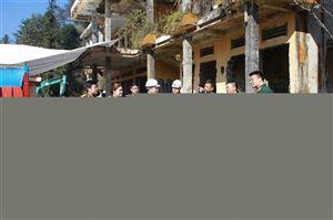 Lễ khởi công Dự án Nhà nghỉ dưỡng, điều dưỡng phục vụ Trung Ương tại thị xã Sapa, tỉnh Lào Cai