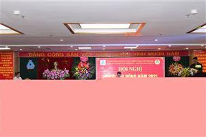 Công ty MHDI 10 phối hợp với Ban chấp hành Công đoàn cơ sở tổ chức Hội nghị người lao động năm 2021