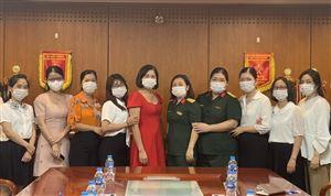 Hội nghị Phụ nữ Cơ sở Công ty MHDI 10 nhiệm kỳ 2021-2026