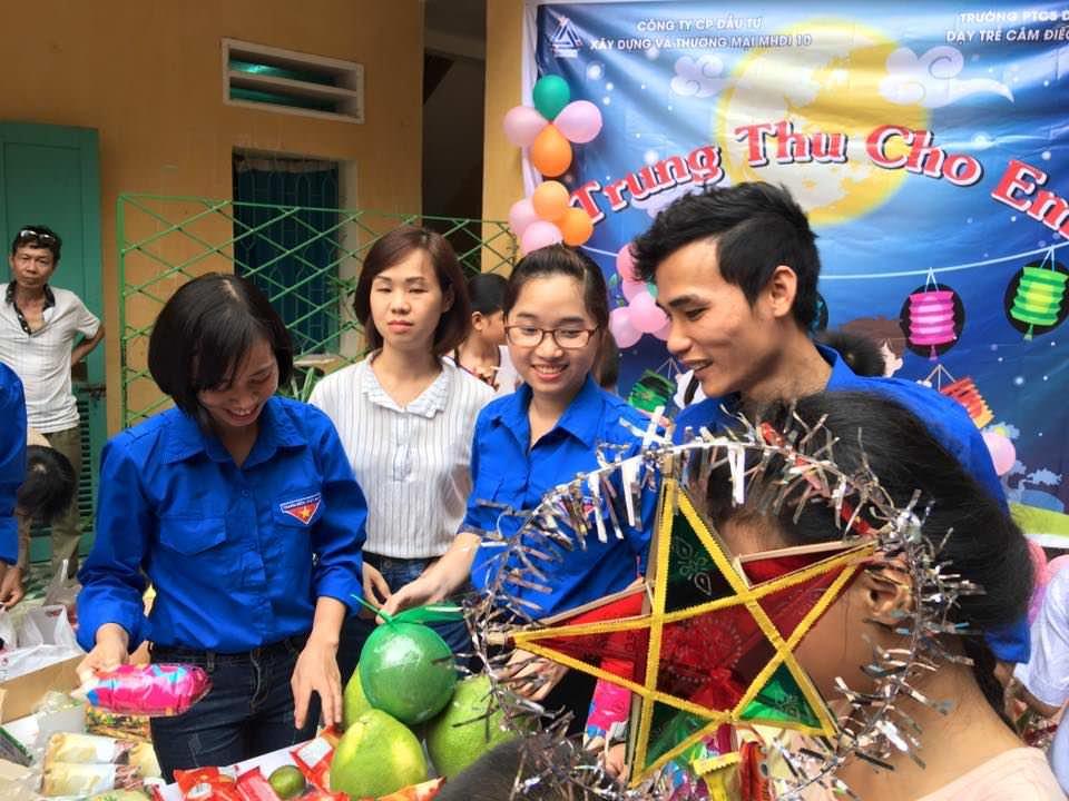 Hoạt động tình nguyện, tuổi trẻ Công ty tham gia các hoạt động xã hội