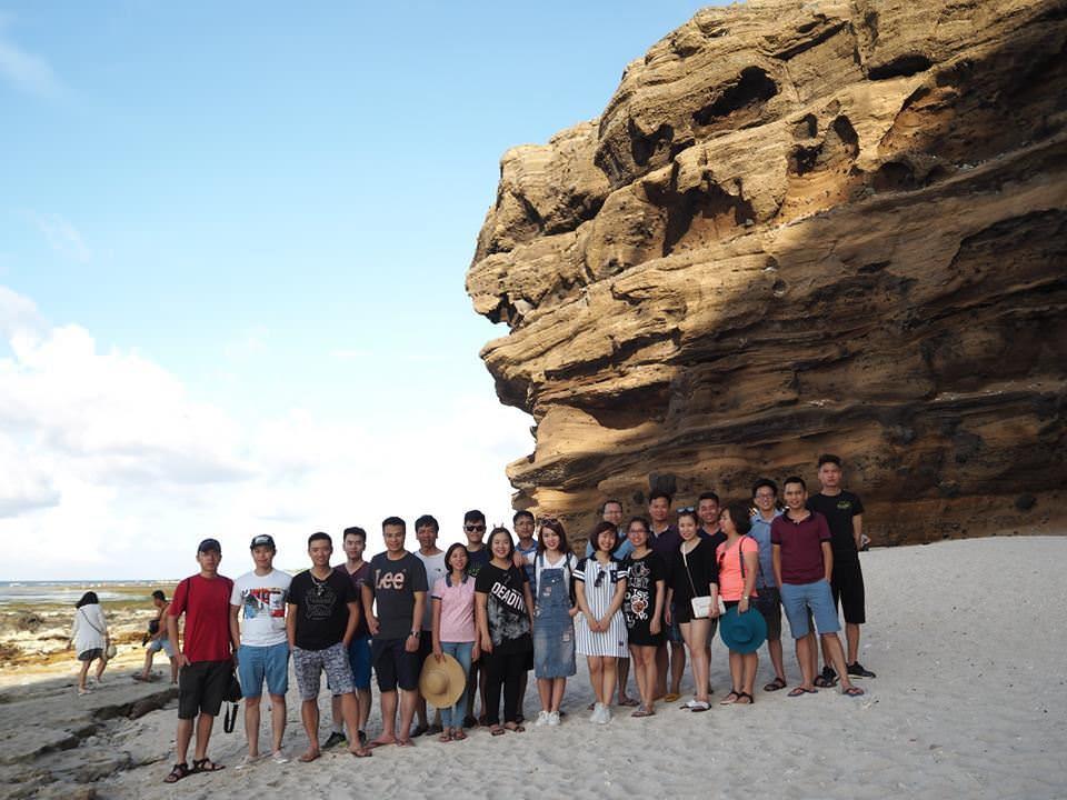 Công ty tổ chức du lịch Lý Sơn, Hội An - Đà Nẵng