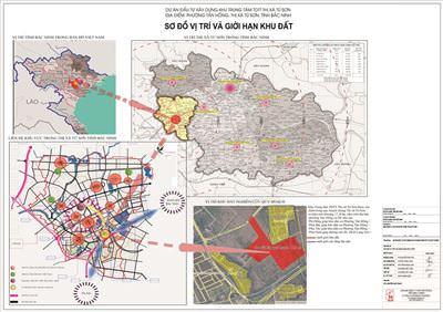 Dự án khu Trung tâm thể dục thể thao Thị xã Từ Sơn