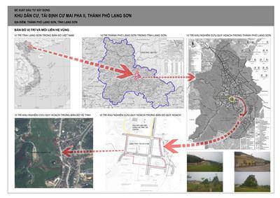 Dự án đầu tư xây dựng khu dân cư, tái định cư Mai Pha II, Lạng Sơn